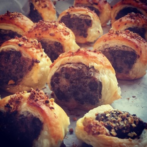 Spiced Sassige Rolls